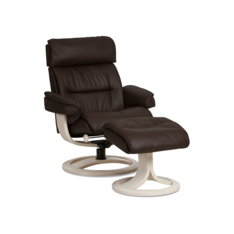 IMG Nordic NC91 Large Recliner & Ottoman
