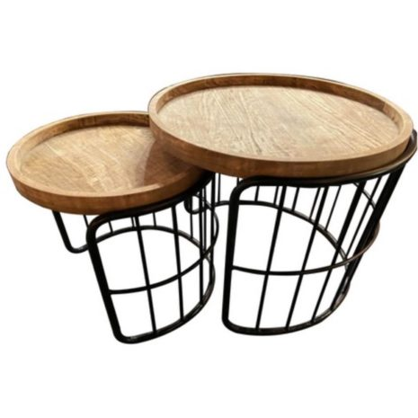 Rembrant Side Tables Set of 2